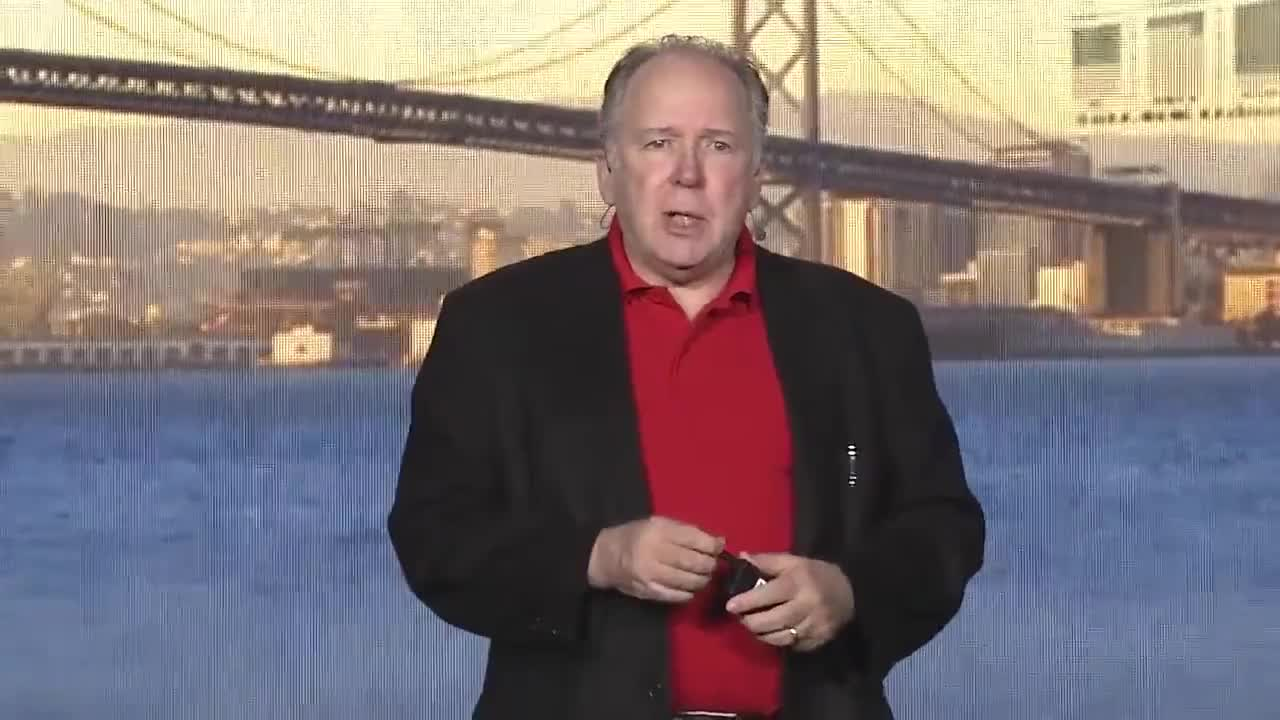 Turning the internet upside down: Driving big data right to the edge Ted Dunning (MapR Technologies)