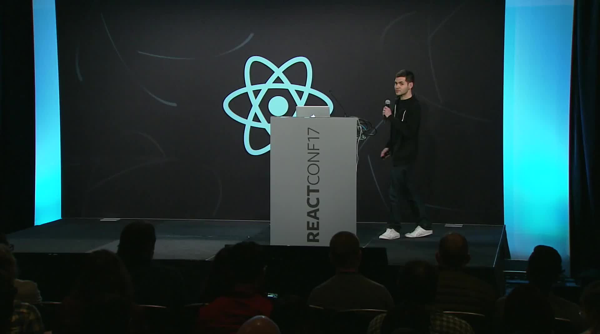 ⚡️ - Andres Suarez - Moving Fast with Nuclide and Flow - React Conf 2017