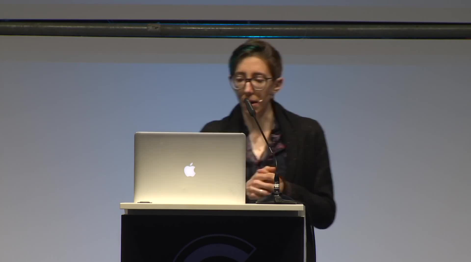 CSSconf EU 2017 | Ivana McConnell: CSS and the hierarchy problem: What makes a CSS developer?