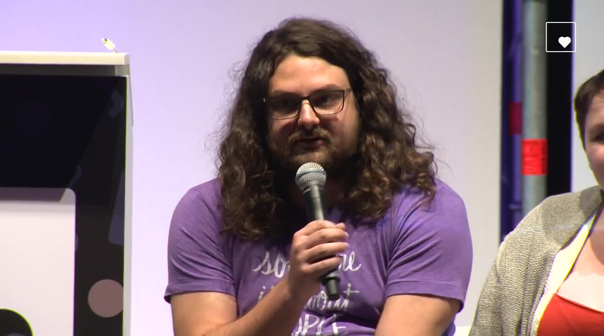 TC39 (JavaScript standard committee) panel | JSConf EU 2017