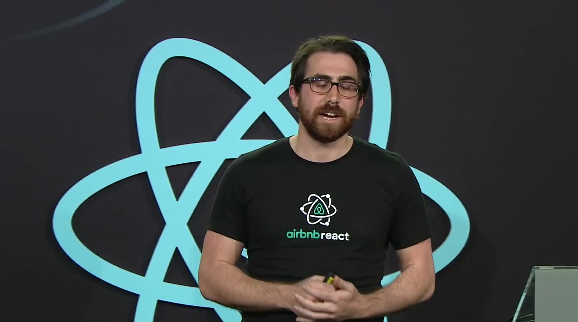"Leland Richardson - React Native in the ""Brown Field"" - React Conf 2017"