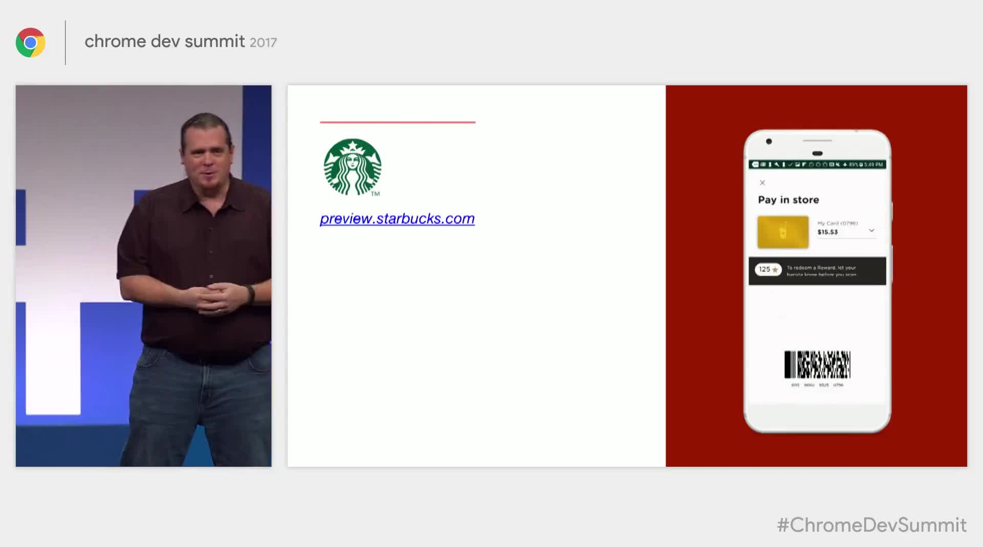 The New Bar for Web Experiences (Chrome Dev Summit 2017)
