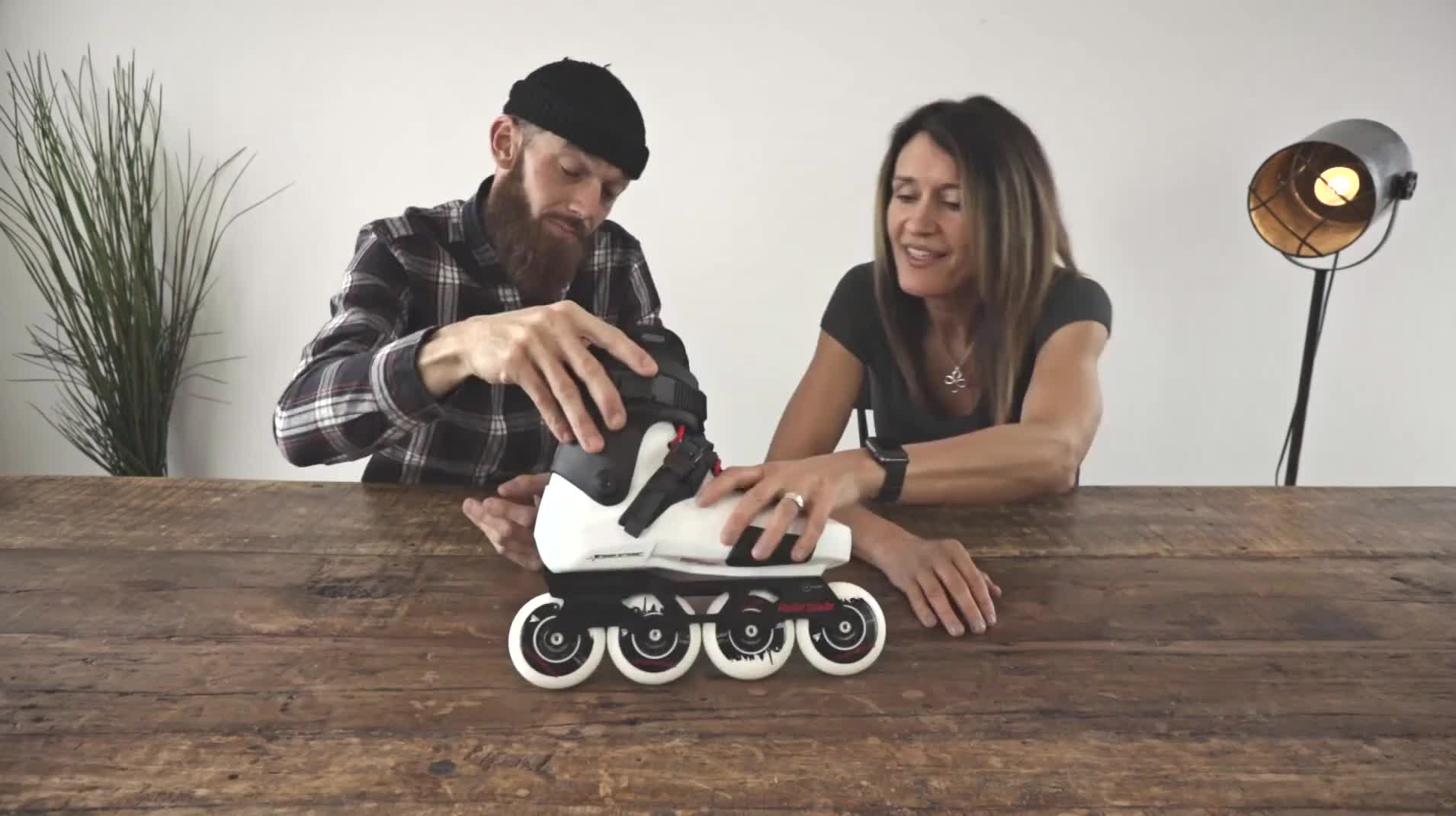 New to Inline Skating: Choose your Inline Skates