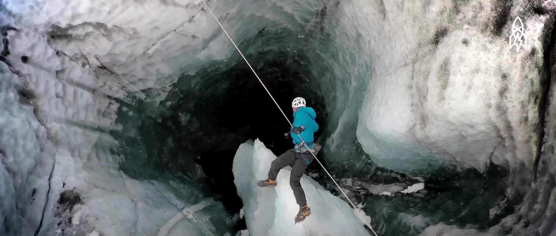 Scaling the Toughest Ice Climb on the Planet