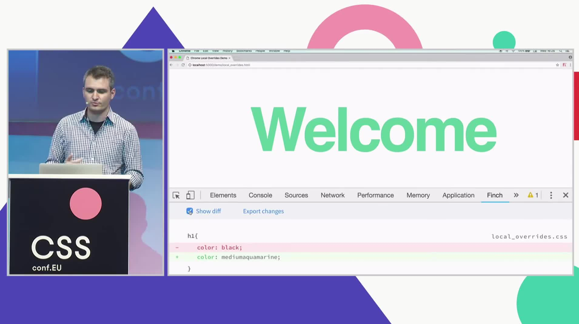 CSSconf EU 2018 | Razvan Caliman: We have DevTools. What about DesignTools?
