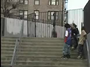 Nature Skate Video - New York City One - Billy O'Neill